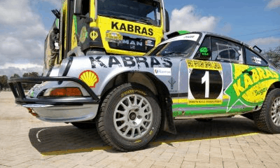 East African Safari Mini Classic Rally